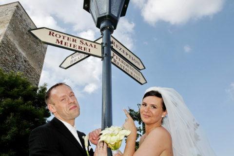 Hochzeitsschlösser und Hochzeitsburgen
