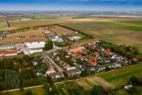 Luftbilder von Niederndodeleben