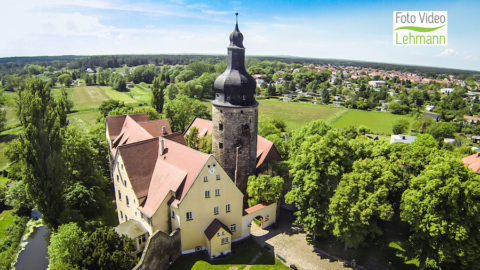 Luftbilder mit Drohne und GoPro