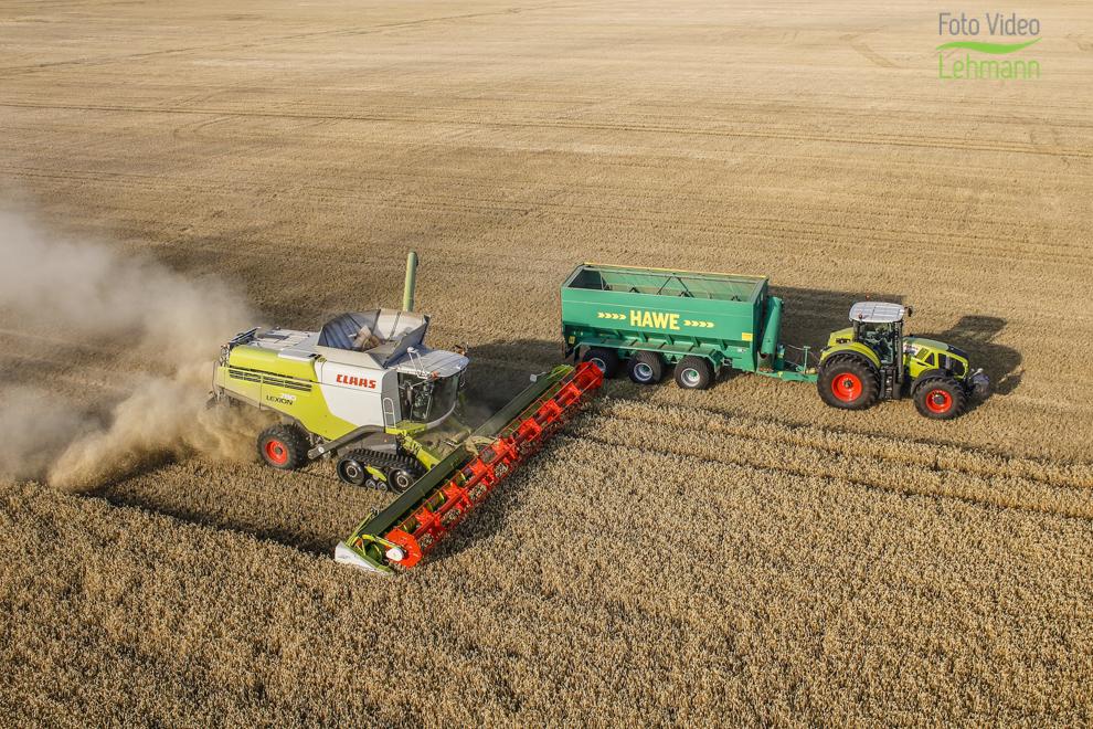 Drohne Landwirtschaft