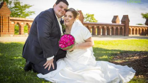 Mit unserem Hochzeitsfotografen mehr als zufrieden…